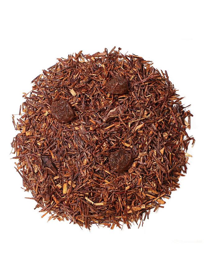 Or Tea? Affaires Africaines - Thé Premium Rooibos au cacao et raisins secs (80g) thé en vrac