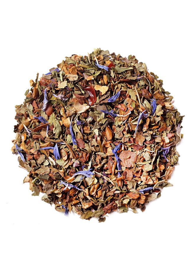 Or Tea? CuBaMint - Infusion de plantes et de fruits (65g) thé en vrac