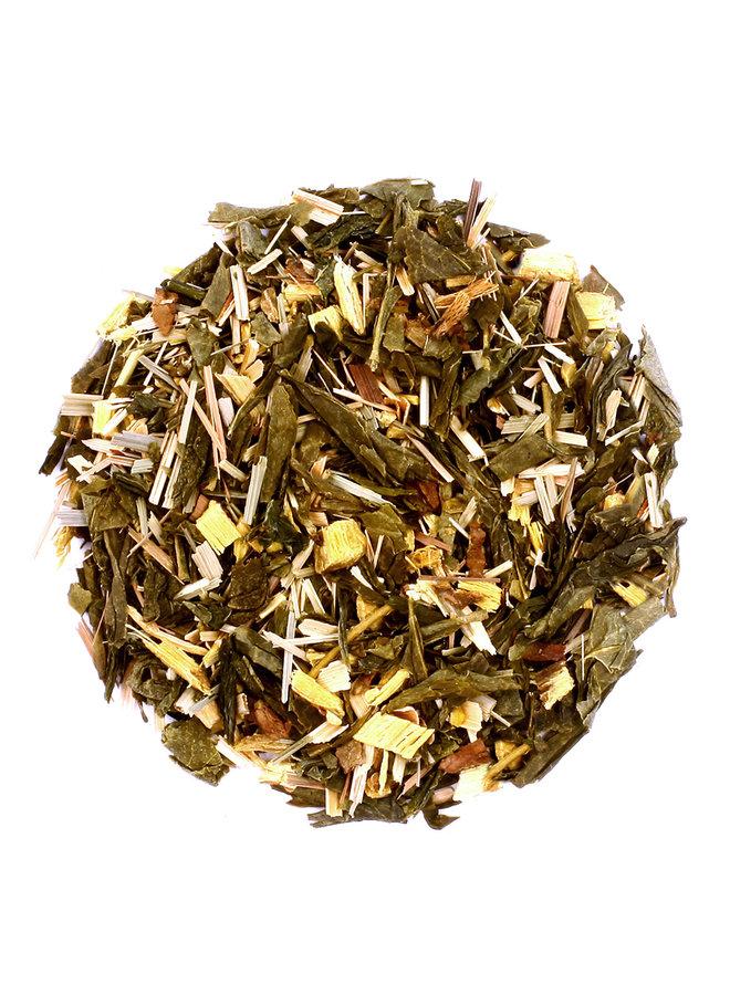 Or Tea? Ginseng Beauty - Thé vert avec infusion de plantes (75g) thé en vrac