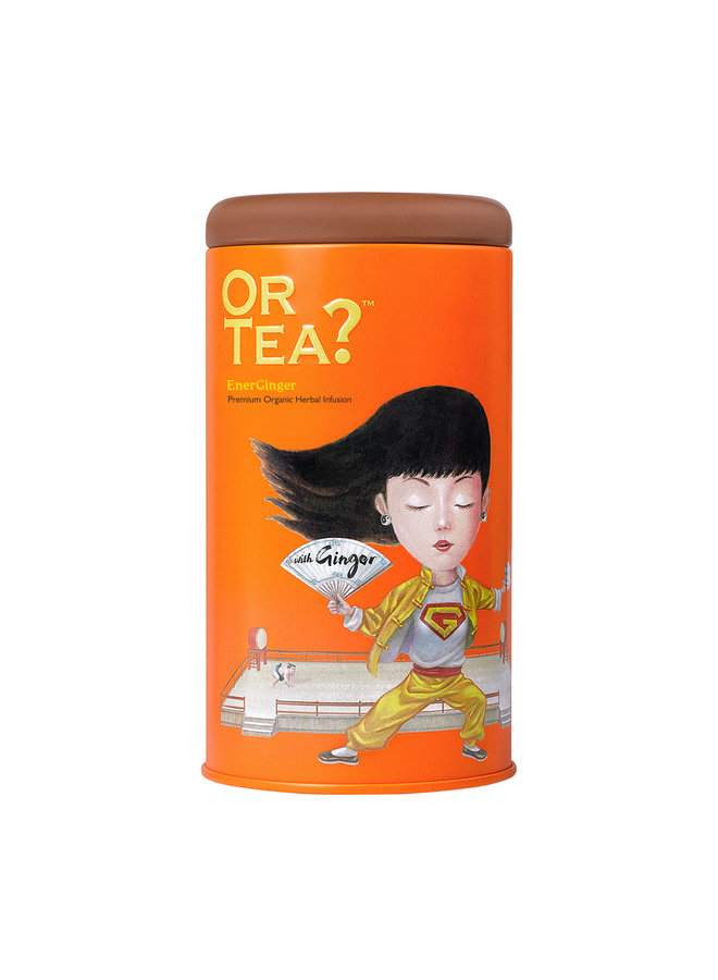 Or Tea? EnerGinger - Infusion aux herbes (75g)