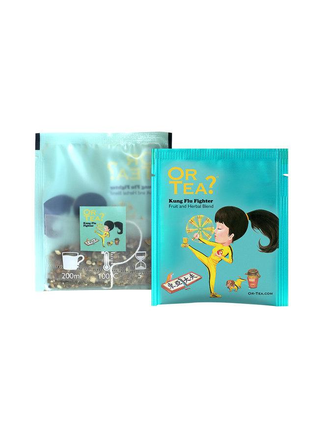 Or Tea? Kung Flu Fighter - Groene thee met kruiden (20g)