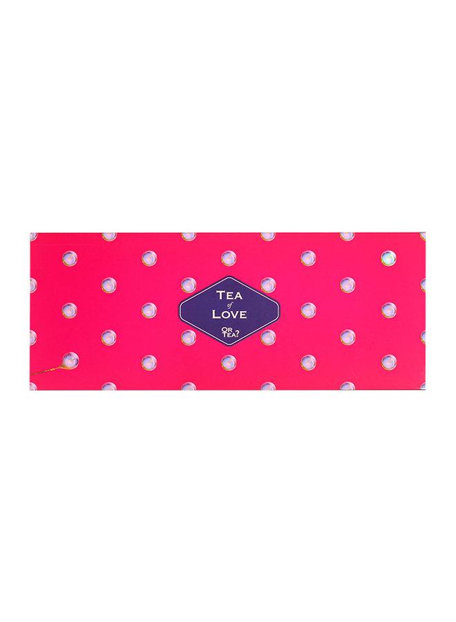 Or Tea? 3in1 Sachet Combo - Tea of Love (15 sachets - 35g)