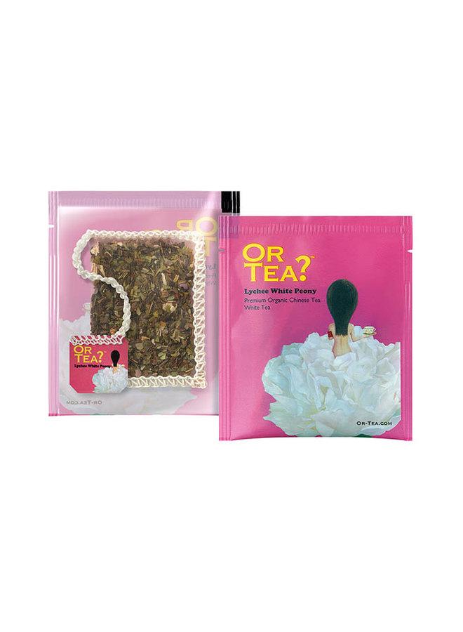Or Tea? CHILL Box - Combo de thé infusé à froid (44g / 20 sachets en 5 saveurs différentes)