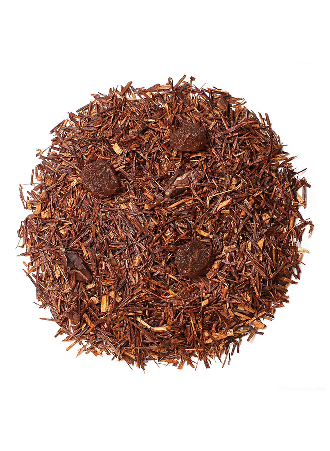 Or Tea? African Affairs - Premium Cocoa & Raisin Rooibos refill pack (80g) loose tea