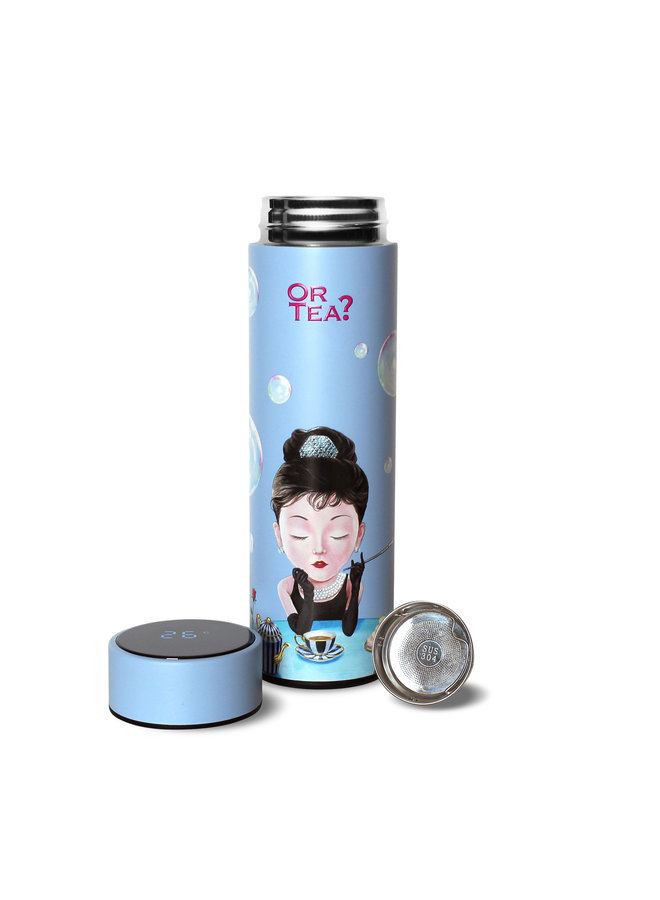 Or Tea? T'mbler - Tiffany's Breakfast (470ml) thermos flask
