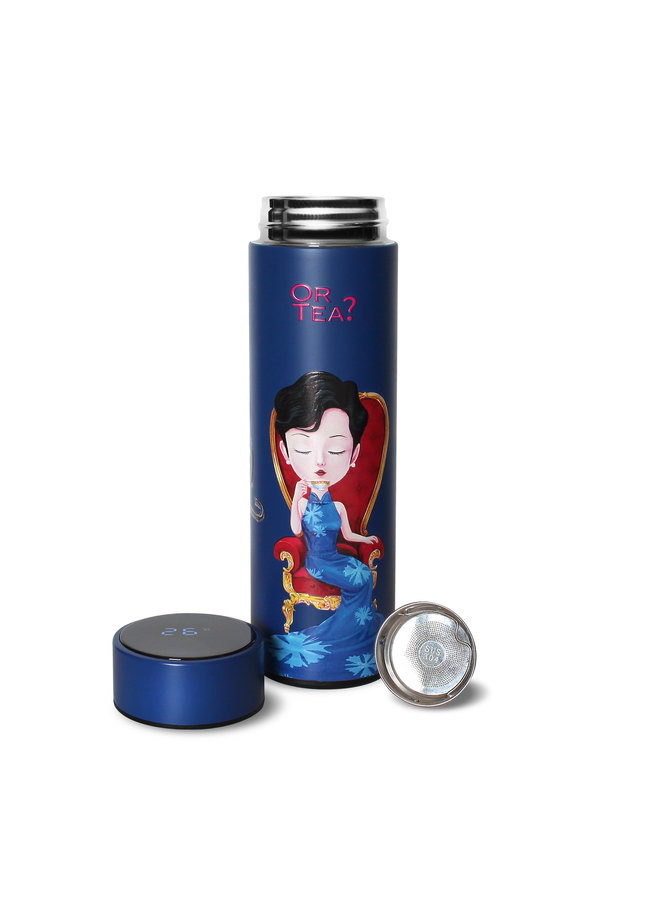 Or Tea? T'mbler - Duke's Blues (470ml) bouteille thermos