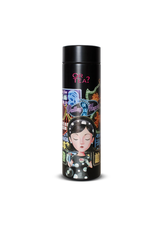 Or Tea? T'mbler - Yin Yang (470ml) bouteille thermos