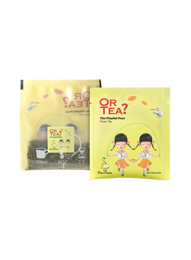 Or Tea? The Playful Pear - Thé vert à la poire (20g)