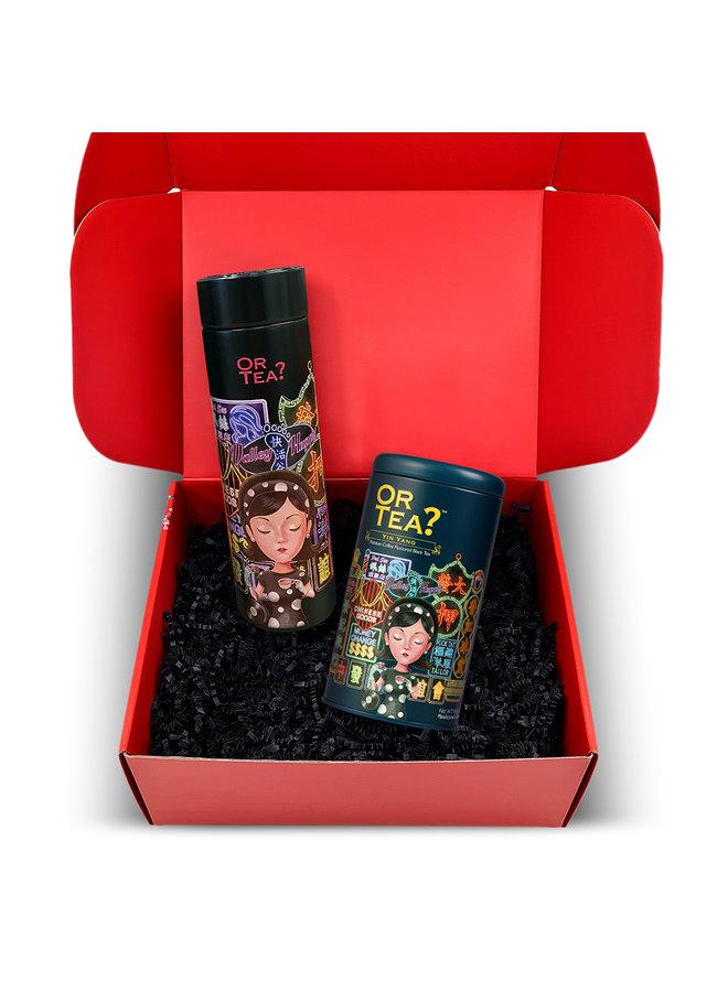 Or Tea? Gift Set 9 (1 x Tin + 1 x T'mbler)