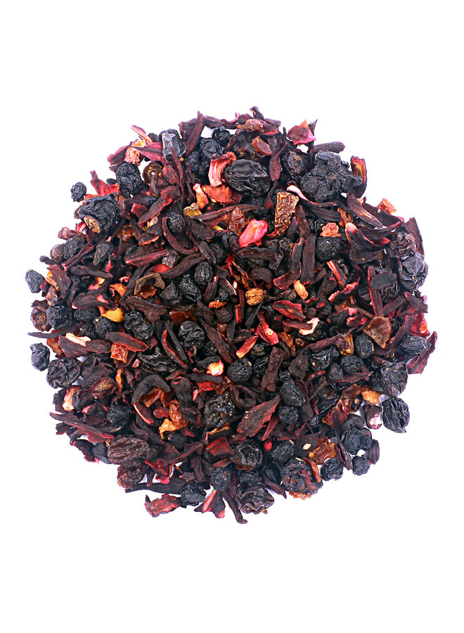 Or Tea? Queen Berry - Berries Infusion Refill Pack(100g) loose tea
