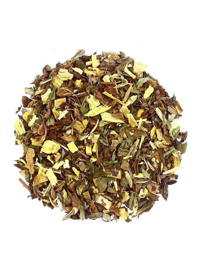 Or Tea? Merry Peppermint- Infusion de plantes recharge pack (75g) thé en vrac