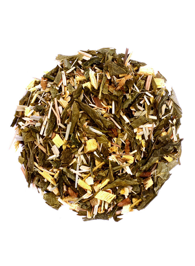 Ginseng Beauty - Green Tea with Herbal Infusion (75g)