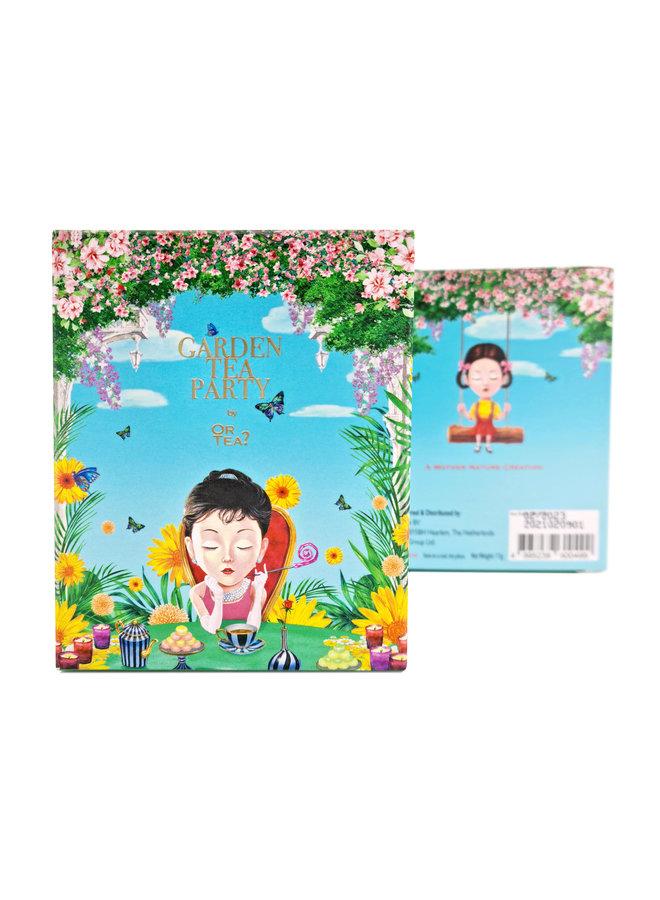 Garden Tea Party (boîte avec 5 sachets)