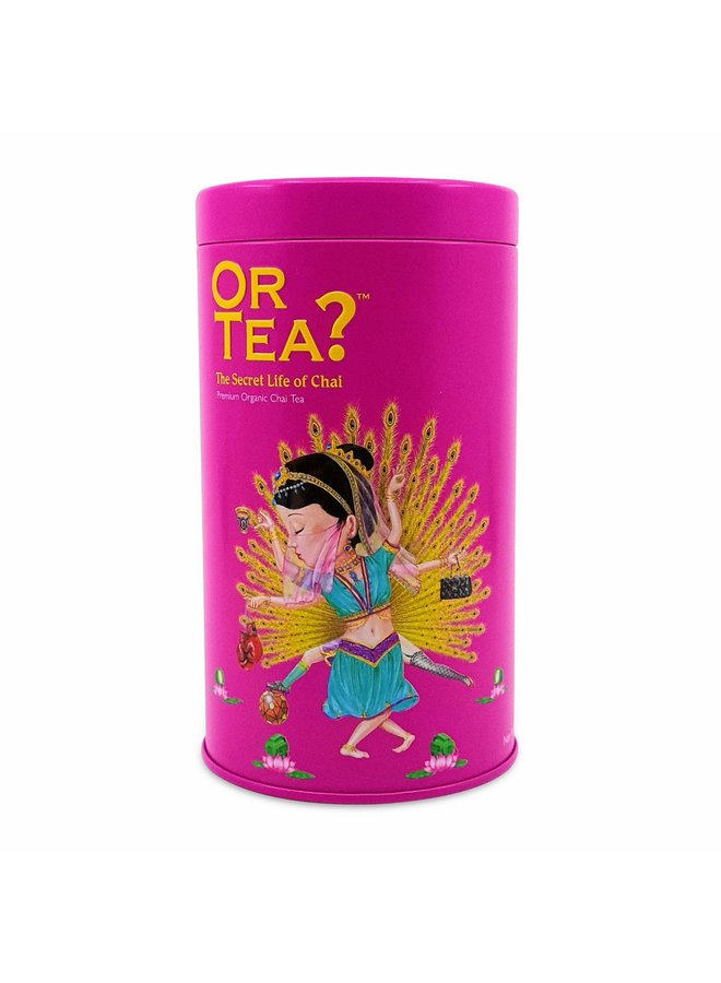 The Secret Life of Chai - Tin Canister (100g)