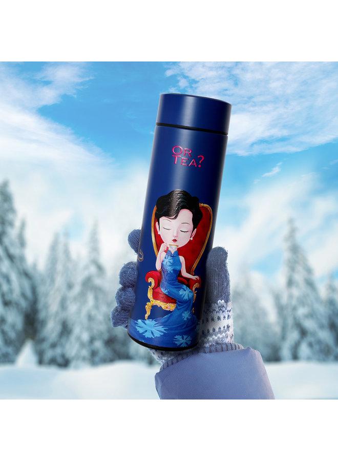 Or Tea? T'mbler - Duke's Blues (470ml) thermos flask