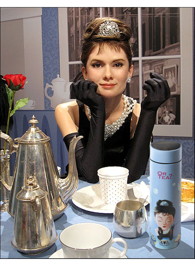Or Tea? T'mbler - Tiffany's Breakfast (470ml) bouteille thermos