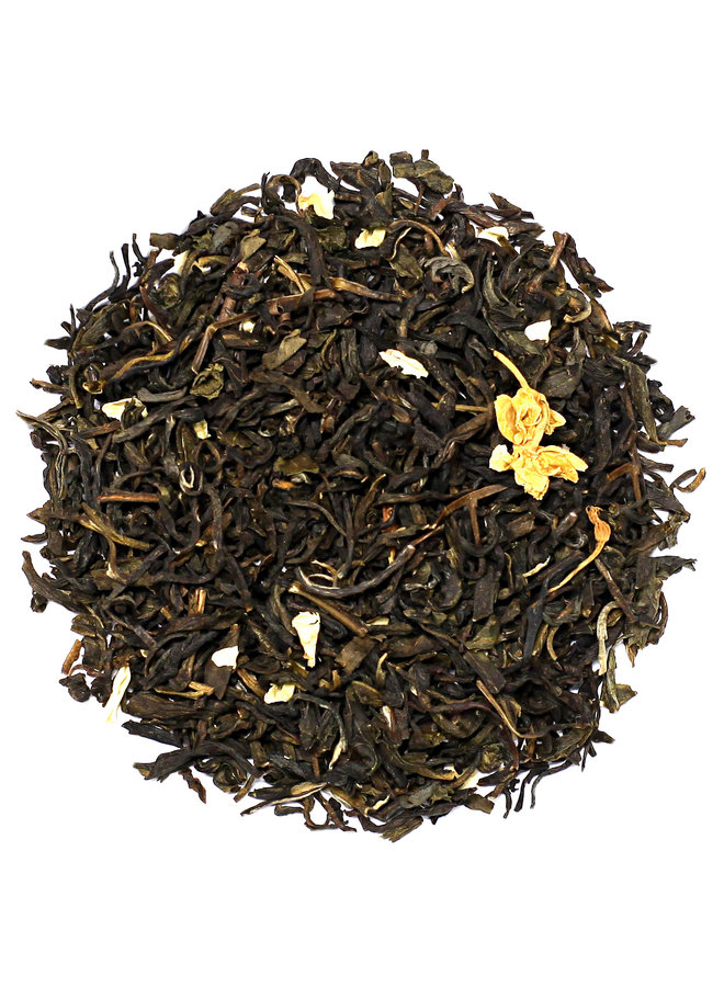 Or Tea? Dragon Jasmine Green - Green Tea refill pack (75g) loose tea