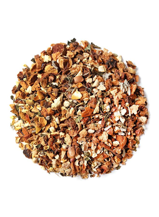 Or Tea? King Flu Fighter - Boîte métallique  thé en vrac 100g