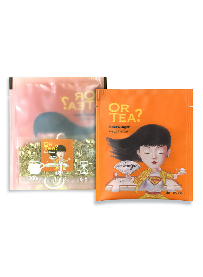 Or Tea? Caffeine Free Combo (box with 3 different sachets - 6g)