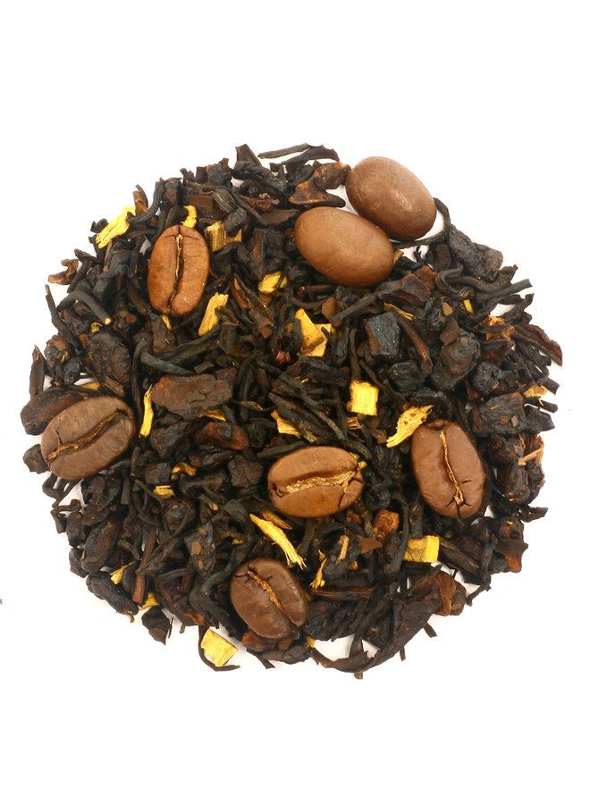 Or Tea? Yin Yang - Thé noir parfumé au café (100g)