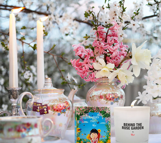 Faites de ce printemps une floraison de saveurs et de parfums.