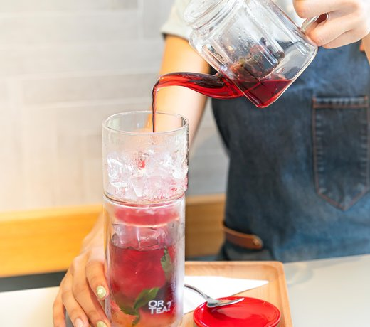 The iced tea season officially started!!  Are you ready?