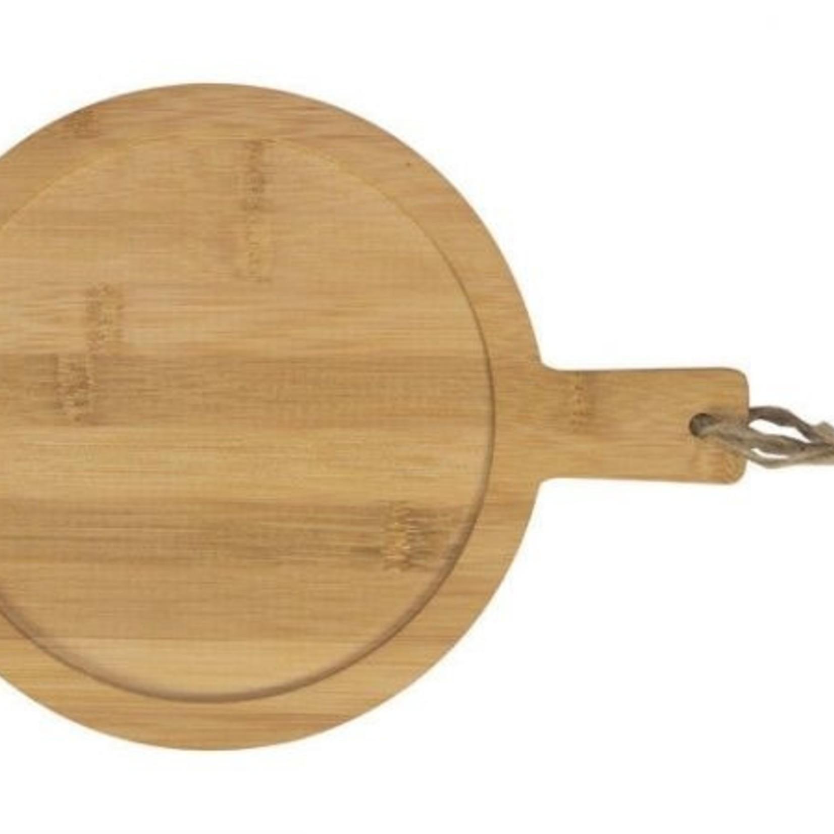 Gusta Plankje - Bamboe - Rond