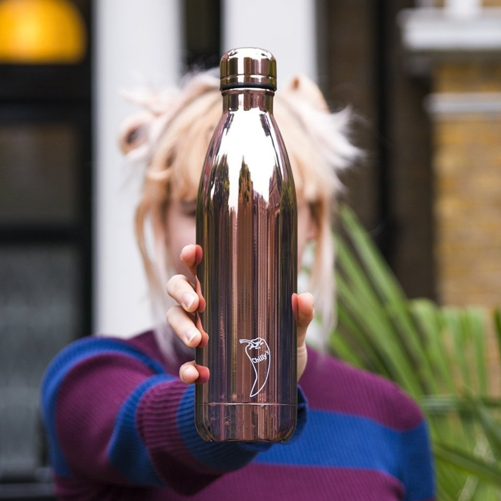 Chilly's Rose Gold Chrome - 500ml