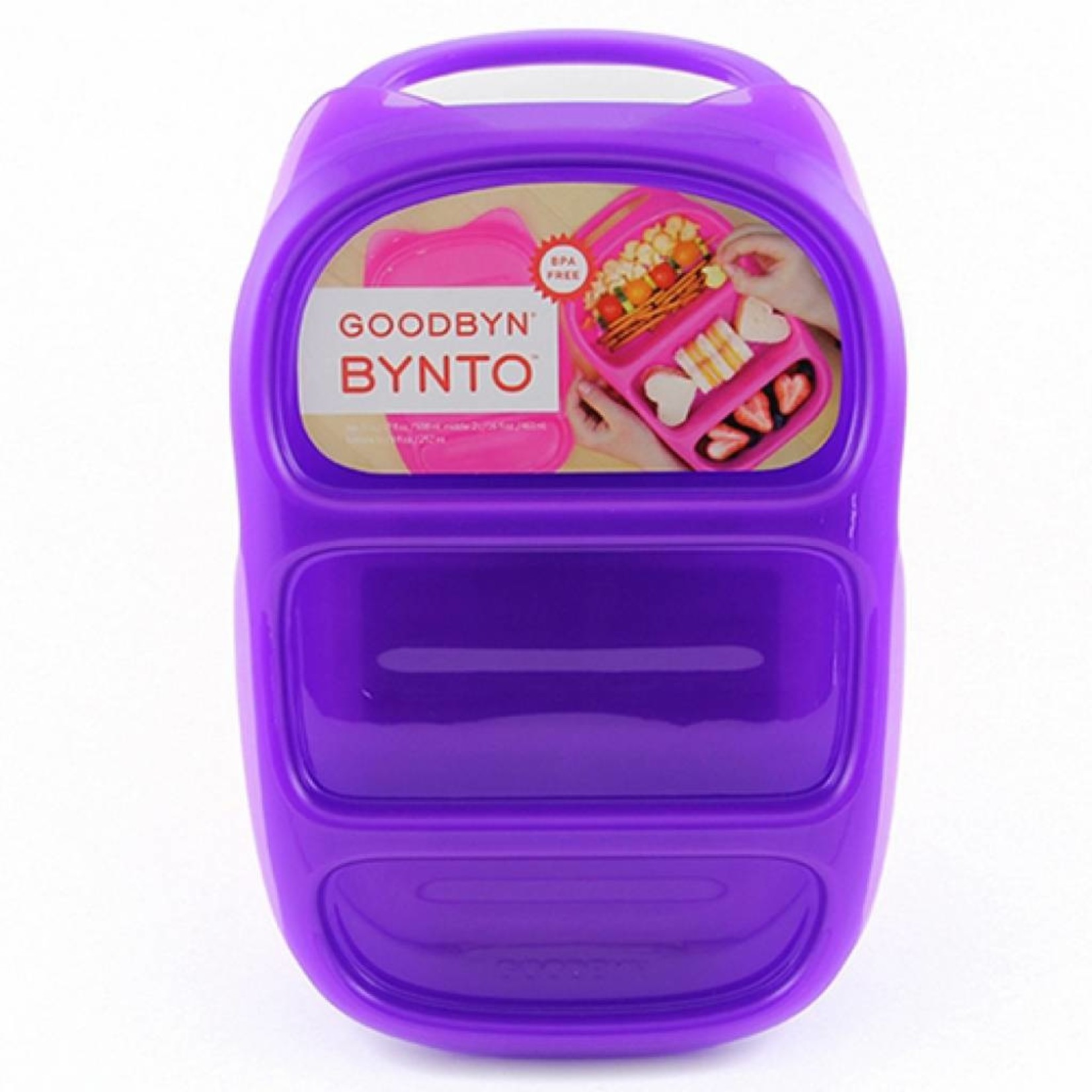 Goodbyn Bynto paars