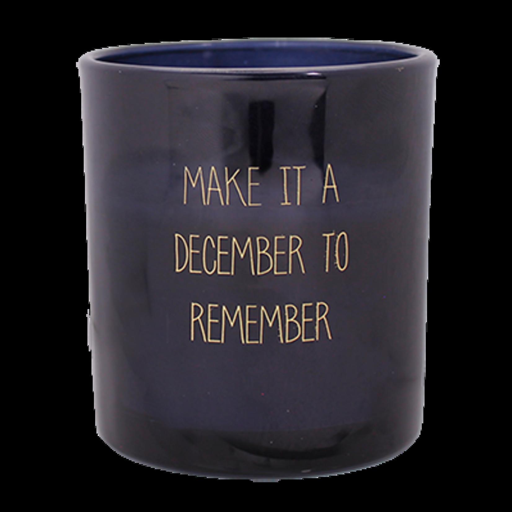 My Flame Sojakaars - Make it a december to remember - Zwart
