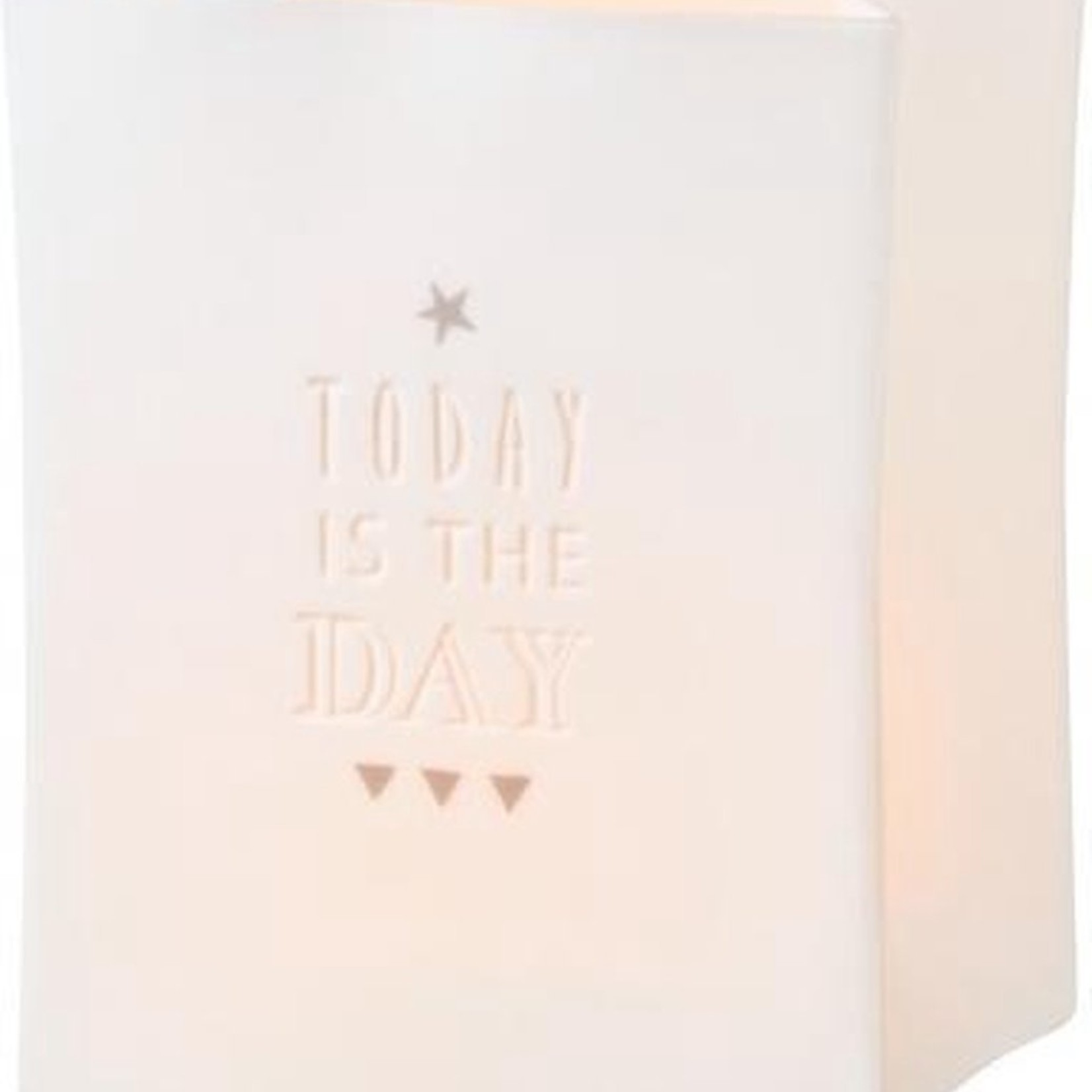 Räder Light bag 'Today is the day'