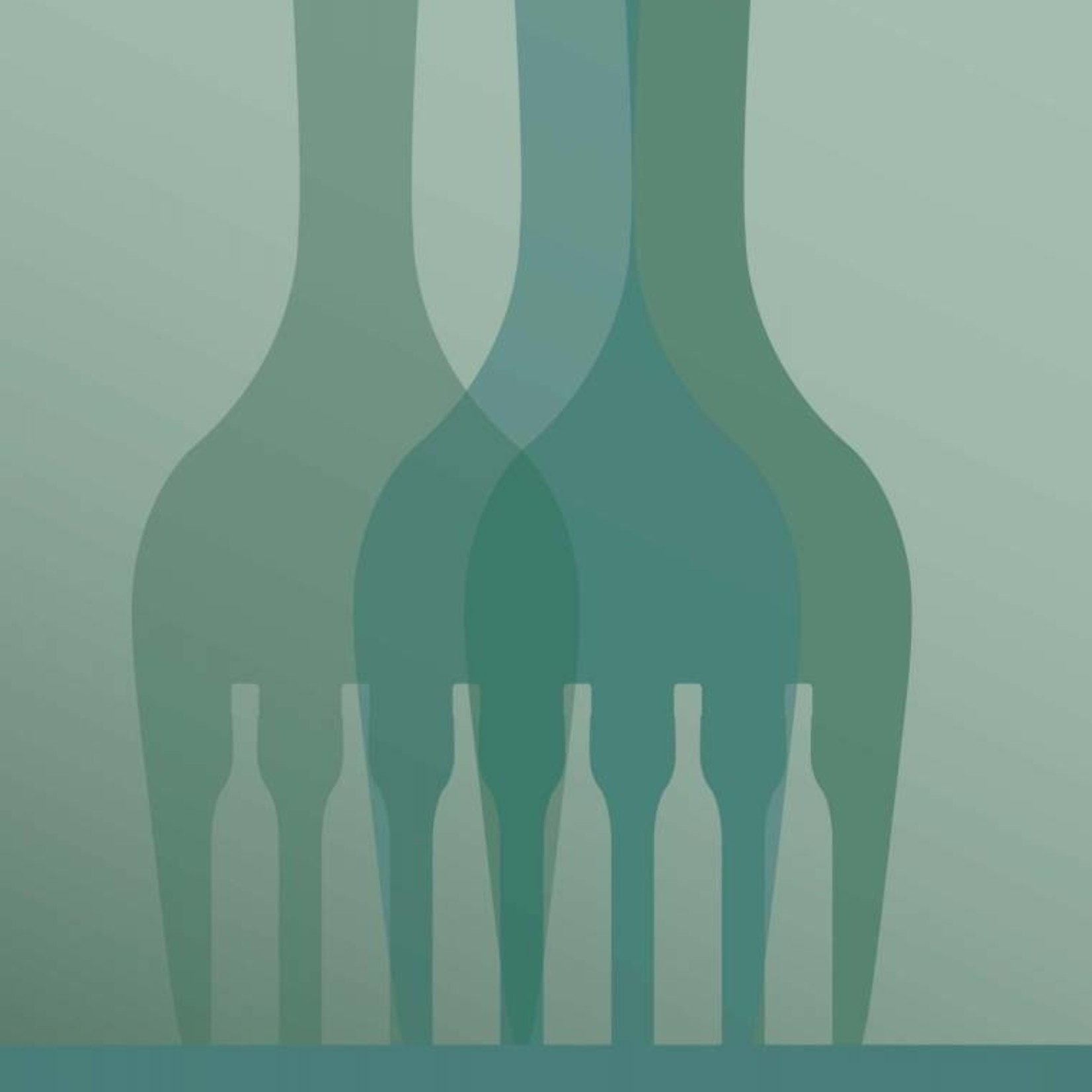 Vissevasse Poster - Wining & Dining - 3 maten