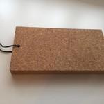 Serveerplank - Kurk - rechthoekig