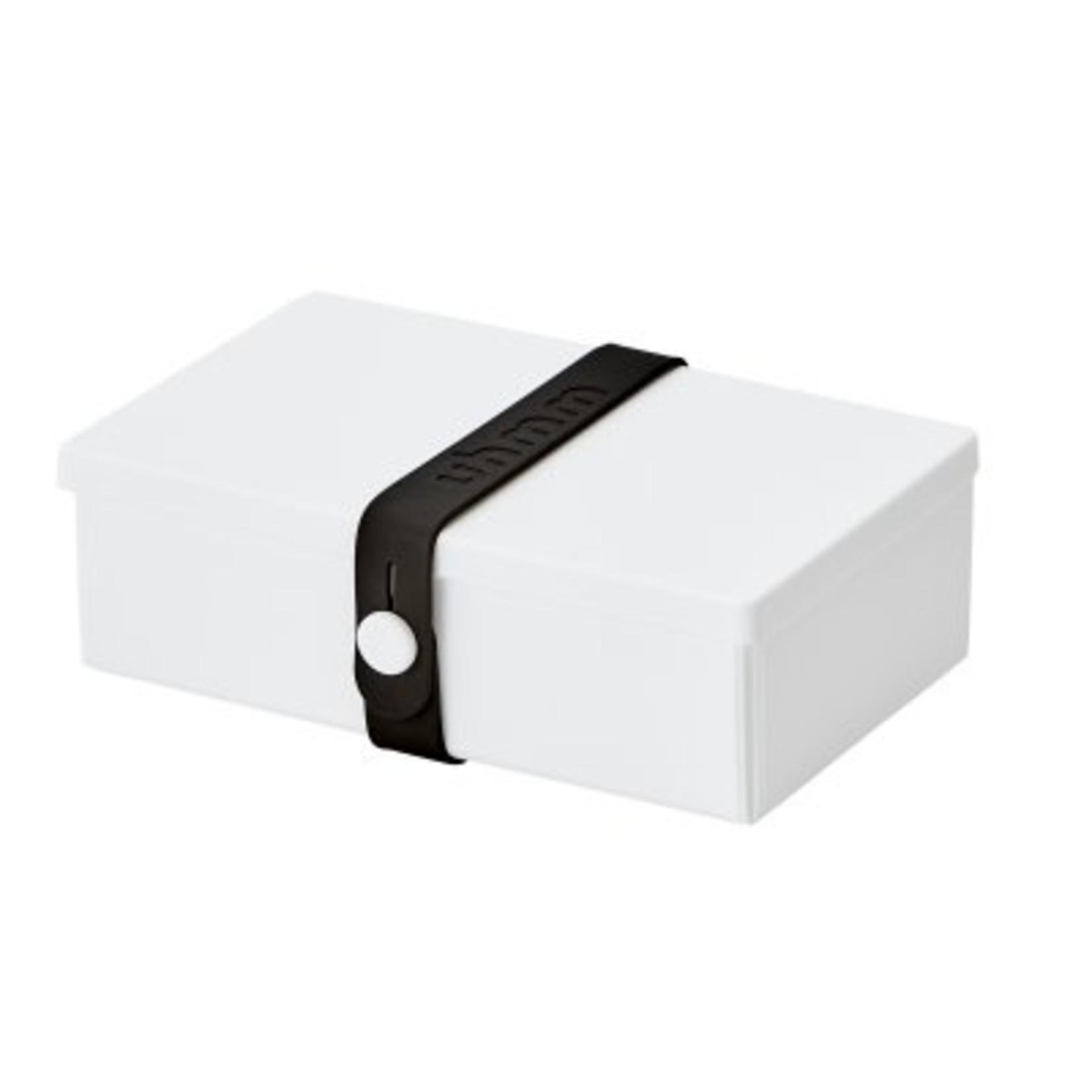 Uhmm Box Brooddoos -  Nr.01 - White