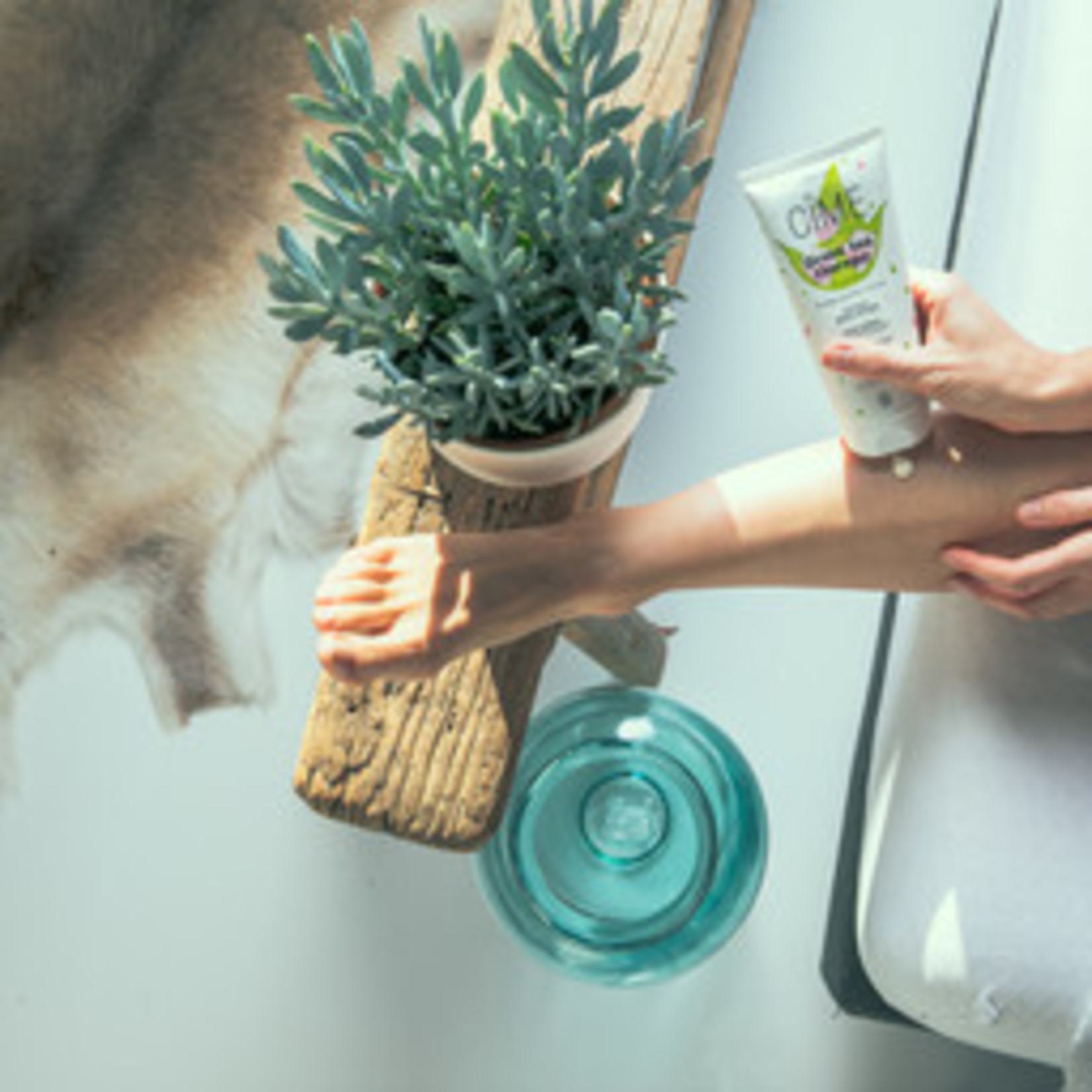 Cîme Verstevigende bodylotion - Green tea therapy