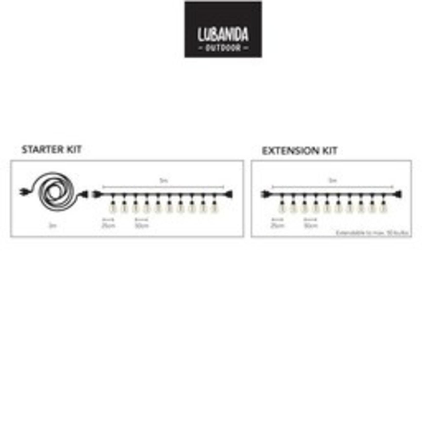 Premium Patio Lights - starterskit