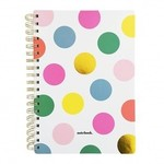 Notitieboek - Happy dots