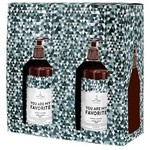 The gift label - Gift Box - For Him