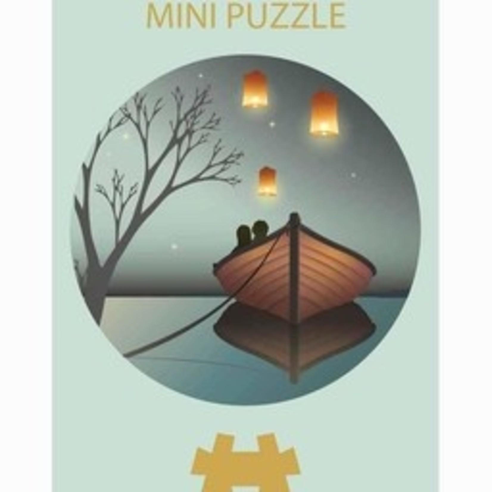 Vissevasse Puzzel - Mini - 3 varianten