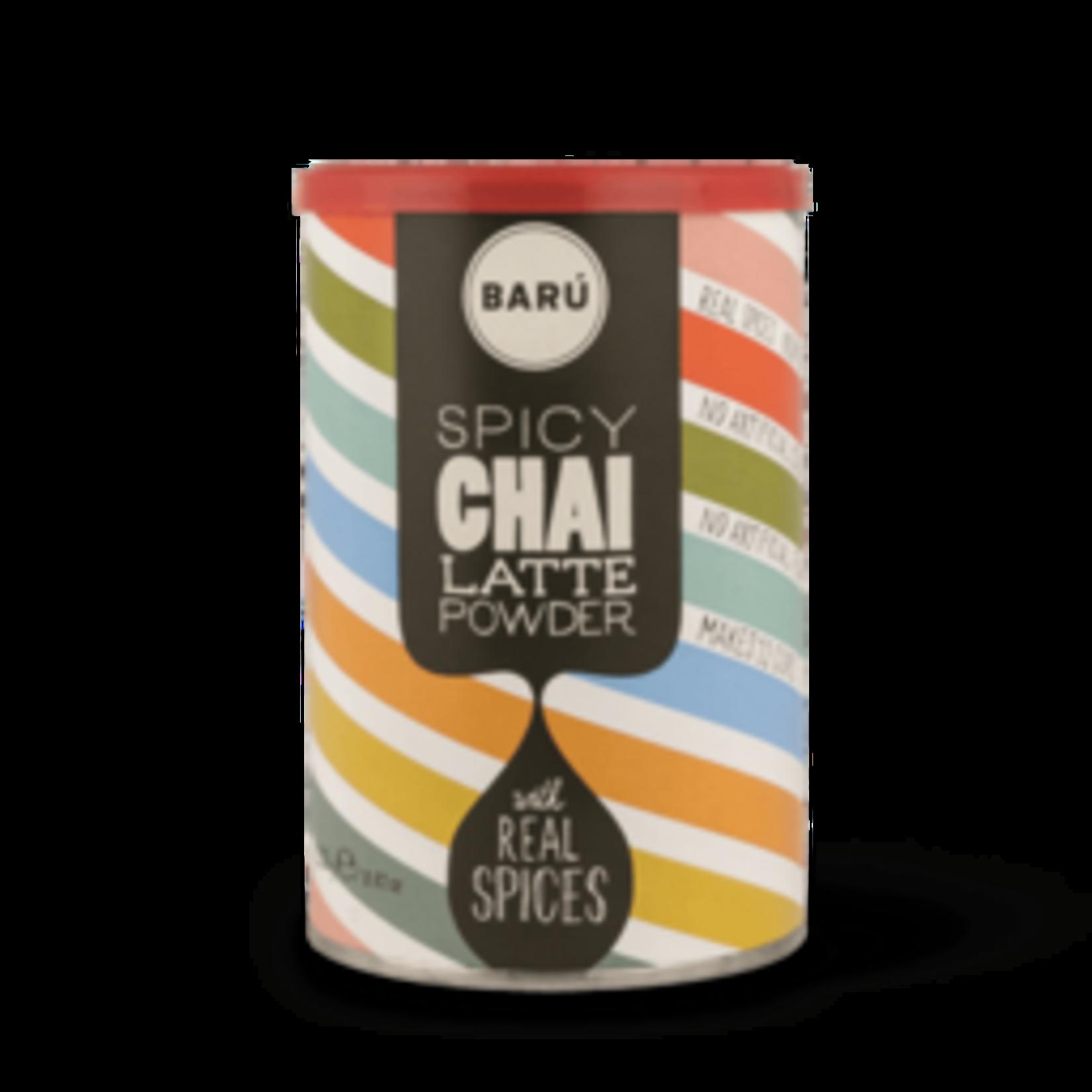 Barú Spicy Chai Latte Powder