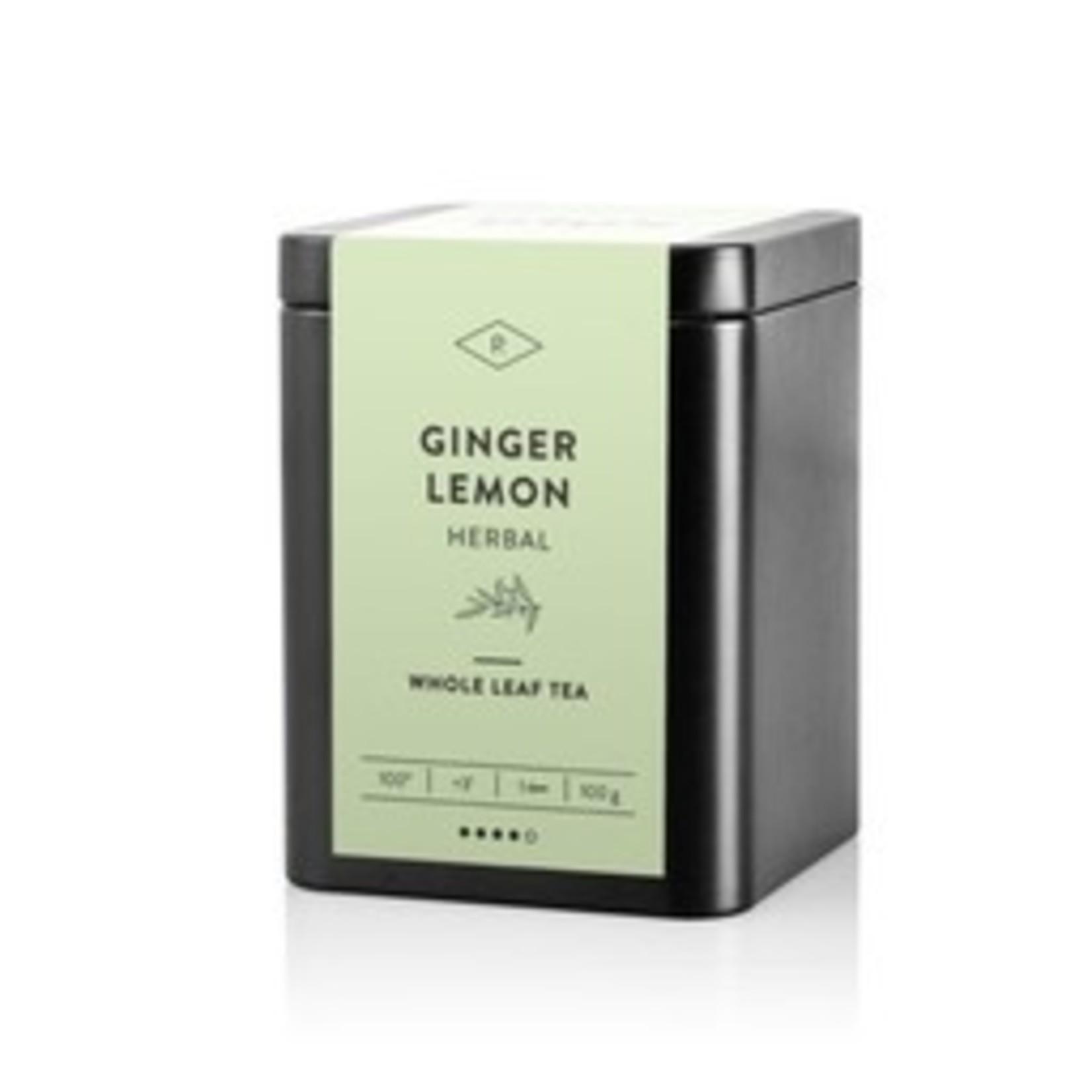 Pip's Tea - Ginger Lemon