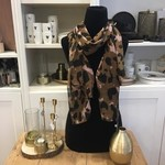 Sjaal - Leopard print - Zusss