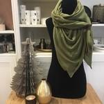 Sjaal Fien Olive Lot83
