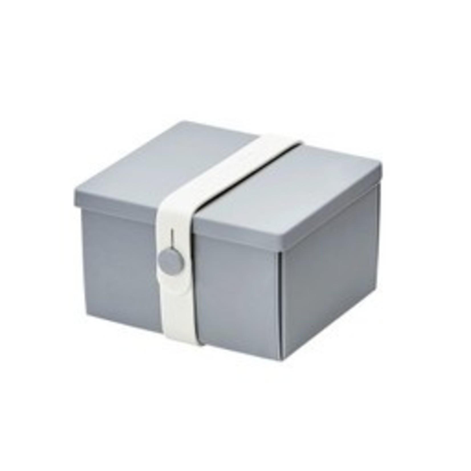 Uhmm Box Brooddoos - Nr.02 - Light Grey