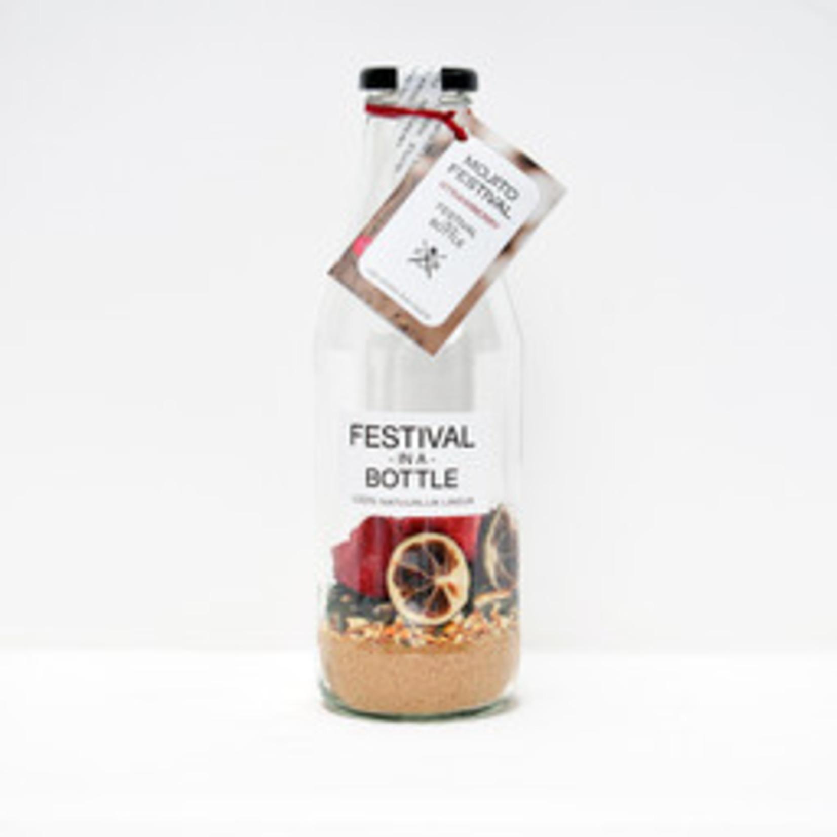 Mojito Strawberry Festival - Festival in a Bottle