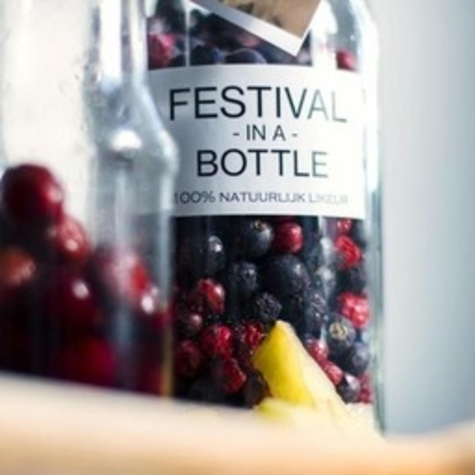 Festival in a bottle Gin festival