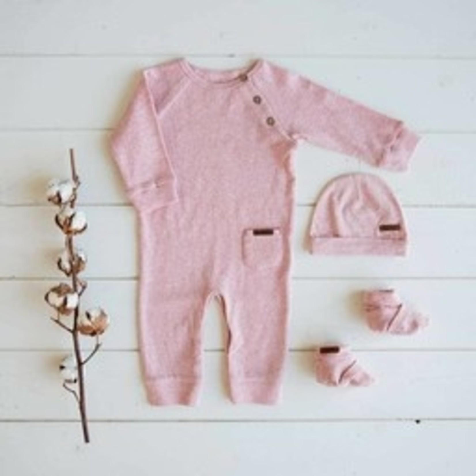 Mutsje roze Little Dutch