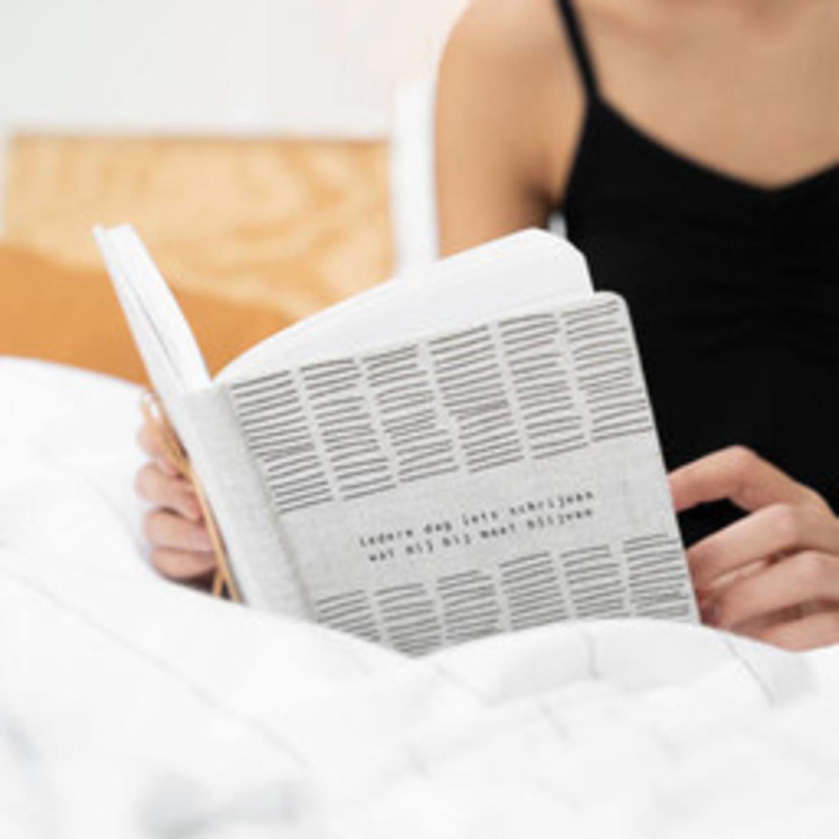 Notitieboekjes met veter - Zusss
