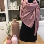 Lot 83 Sjaal - Fien - Roze