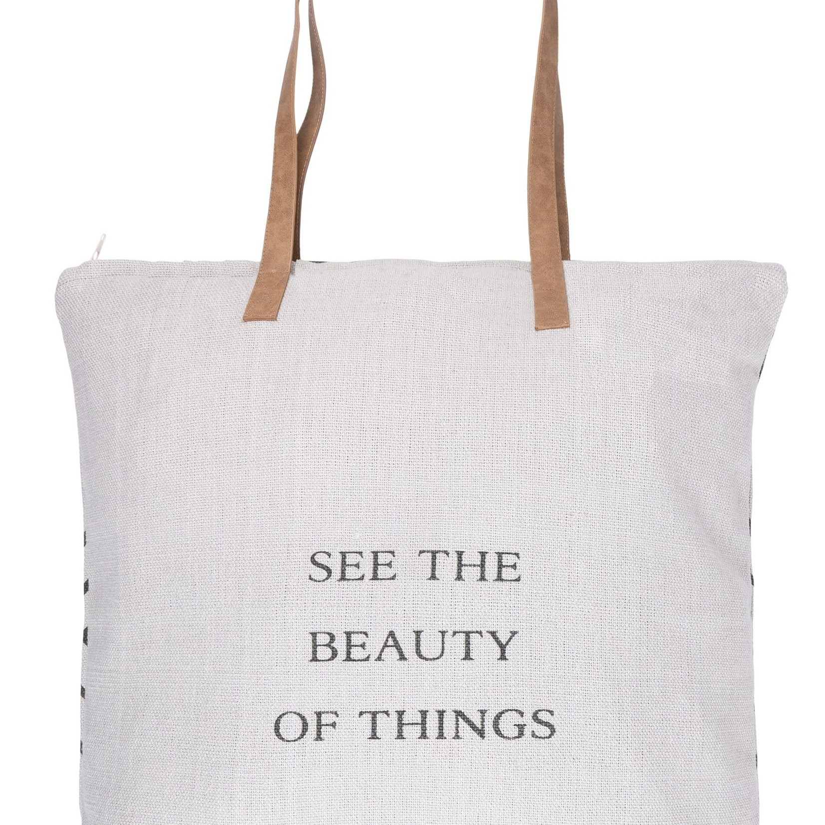 Hippe boodschappentas Beauty of things Zusss